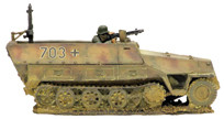 Bolt Action: German: Sd/kfz 251/1 Hanomag