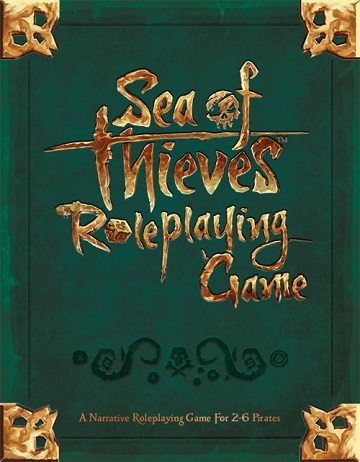 Sea of Thieves: Core Rulebook