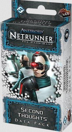 Android: Netrunner: Second Thoughts [SALE]