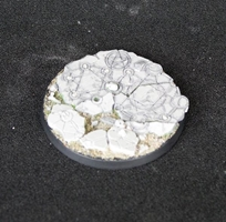 Secret Weapon Miniatures: Shattered Ritual: 60mm Beveled Edge #2