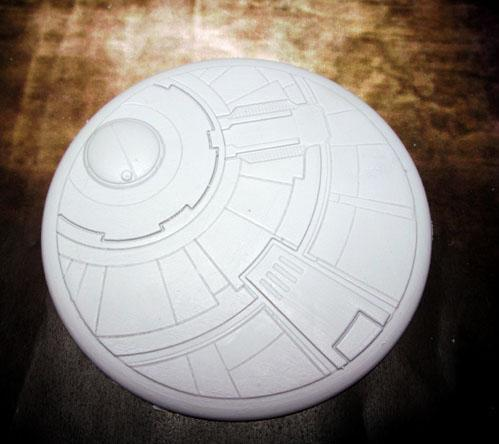 Secret Weapon Miniatures: Tau Ceti: 100mm Round Lip