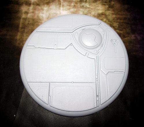 Secret Weapon Miniatures: Tau Ceti: 120mm Round Lip