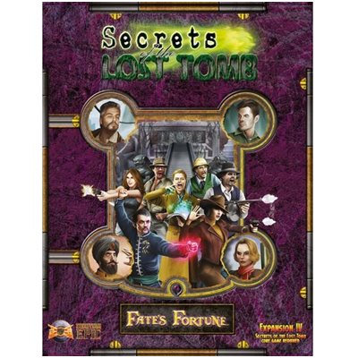 Secrets Of The Lost Tomb: Fates Fortune
