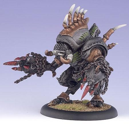 Warmachine: Cryx (34023): Seether Helljack