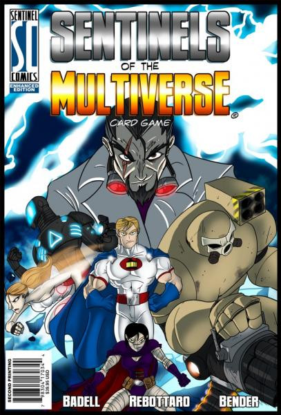 Sentinels of the Multiverse (Enhanced 2nd Edition) [Damaged]