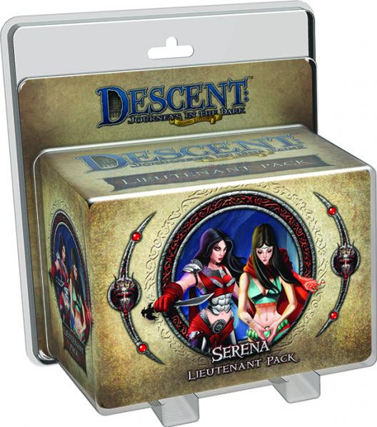 Descent Lieutenant Pack: Serena [SALE]