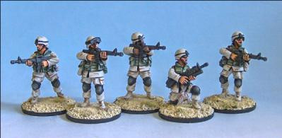 Black Scorpion Miniatures: Set 2