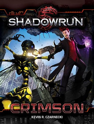 Shadowrun Novel: Crimson
