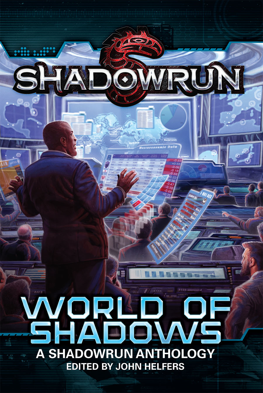 Shadowrun Novel: World of Shadows Anthology