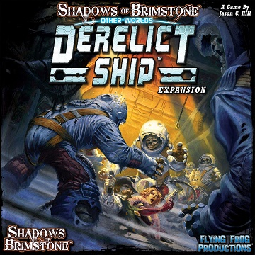 Shadows of Brimstone: Other Worlds- Derelict Ship