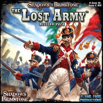 Shadows of Brimstone: THE LOST ARMY MISSION PACK [Damaged]