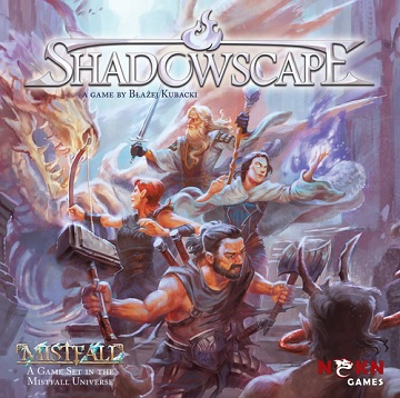Mistfall: Shadowscape