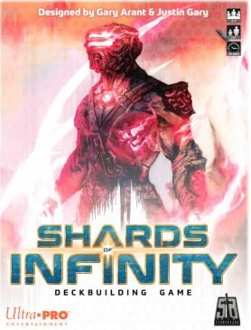 Shards of Infinity Deckbuilding Game