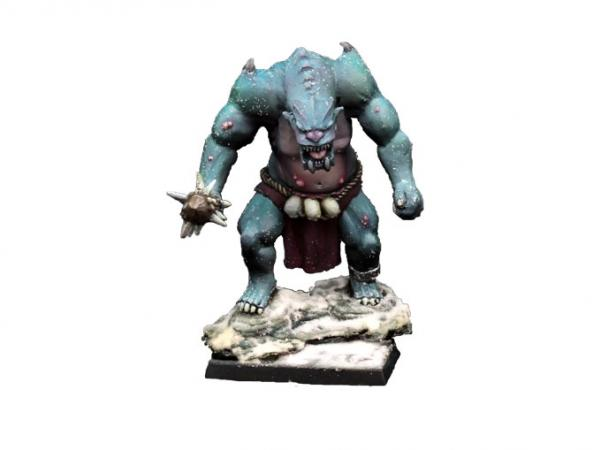 Shieldwolf Miniatures: Troll (A)