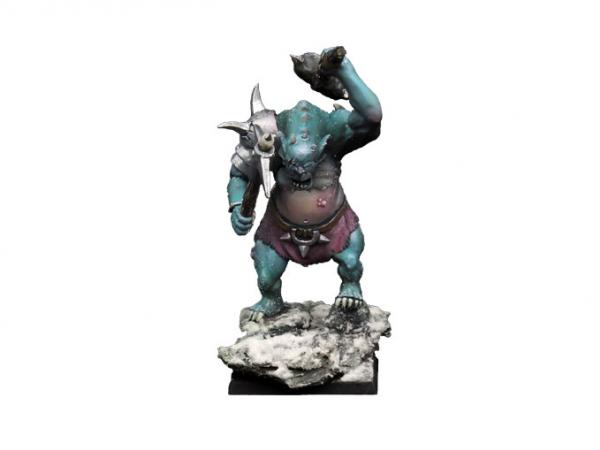 Shieldwolf Miniatures: Troll (B)