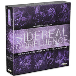 Sidereal Confluence: Trading and Negotiation [Damaged]