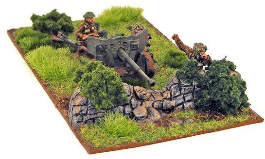Bolt Action: British: Six Pounder AT Gun