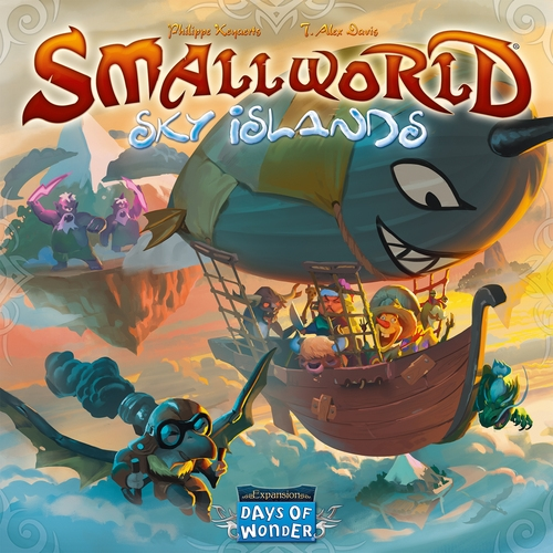 Small World: Sky Island