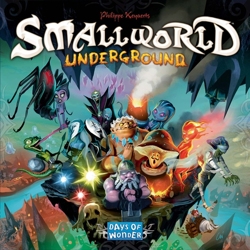 Small World: Underground [Damaged]