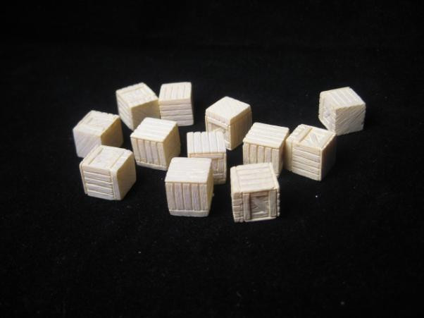 ArmsKeeper Terrain: Small Crates