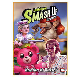 Smash Up! What Were We Thinking