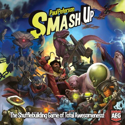 Smash Up! [Damaged]