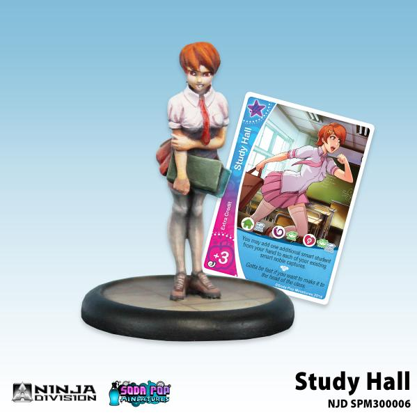 Takoashi University: Study Hall (SALE)