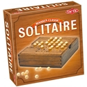 Solitaire In Handy Wooden Box