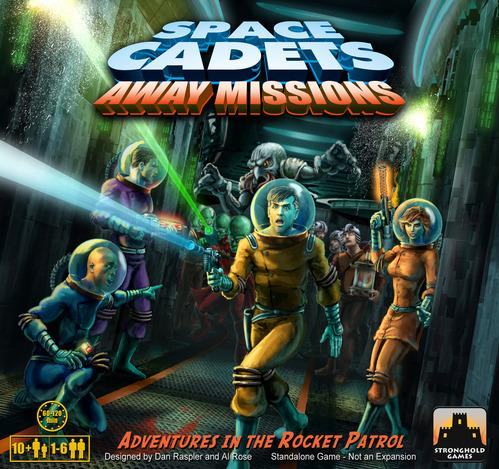 Space Cadets Away Missions [SALE]
