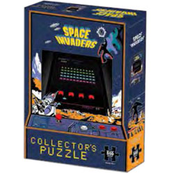 Space Invaders Puzzle