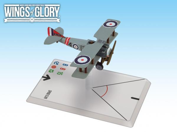 Wings Of Glory (WWI): Spad S.VII (23 Squadron)