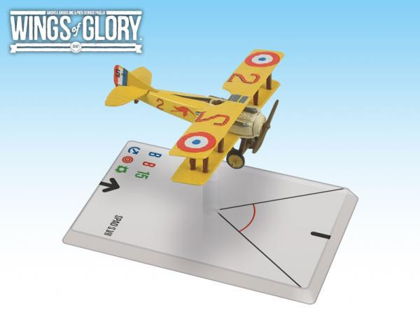 Wings Of Glory (WWI): Spad S.VII (Guynemer)