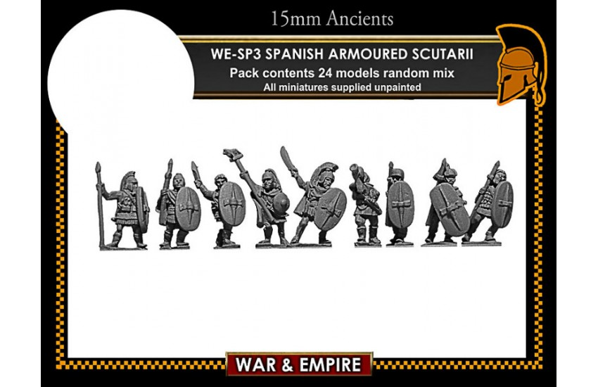 Spanish: Armoured Scutarii