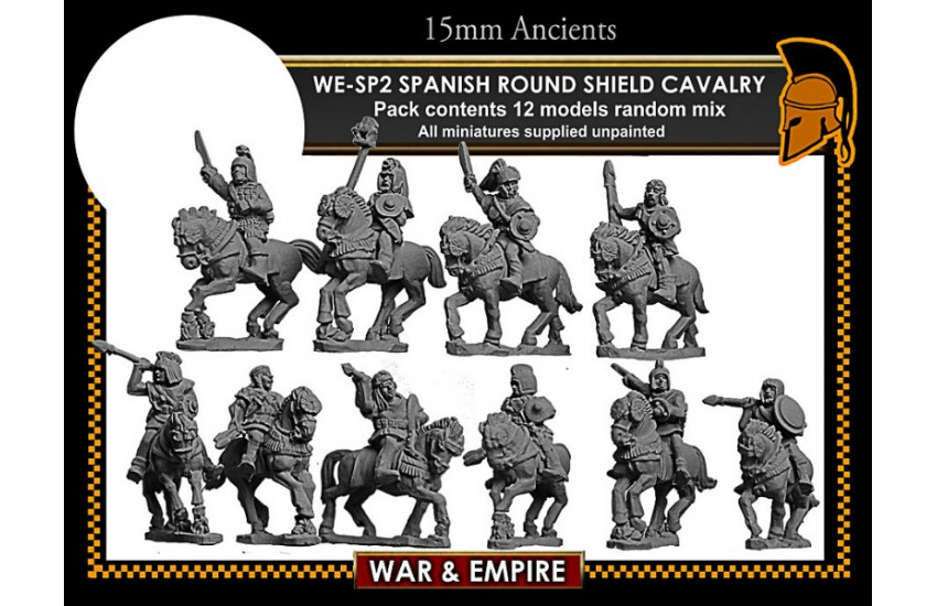 Spanish: Round Shield Cavalry