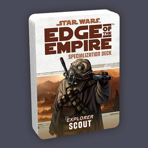 Star Wars Edge of the Empire: Specialization Deck - Slicer