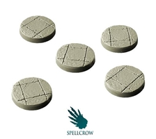 Spellcrow Bases: Temple 25mm
