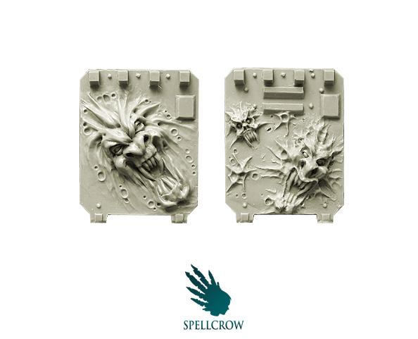 Spellcrow Conversion Bits: Mutated Doors for Light Vehicles