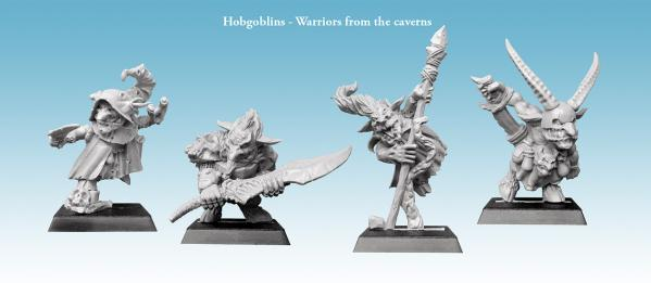Spellcrow Miniatures: Hobgoblins - Warriors from the caverns