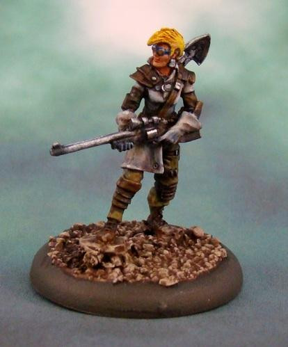 Wreck Age: Staker Outrider