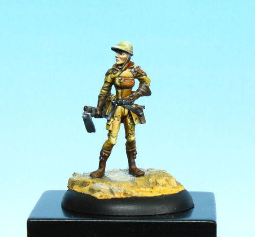 Wreck Age: Staker Sapper