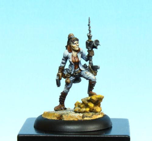 Wreck Age: Staker Scout