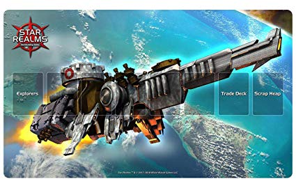 Star Realms: PLAYMAT DESTROYER MECH