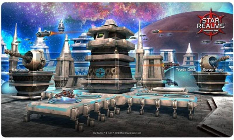 Star Realms: PLAYMAT ION STATION