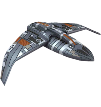 Star Trek Attack Wing: Bajoran Interceptor