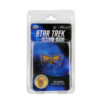 Star Trek Attack Wing: Bajoran Lightship Expansion Pack