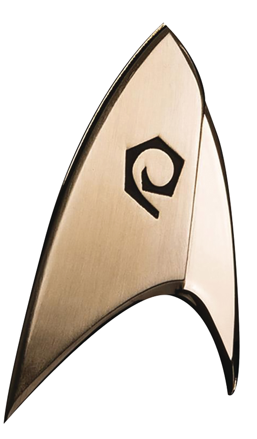 Star Trek Discovery: Insignia Badge- Operations