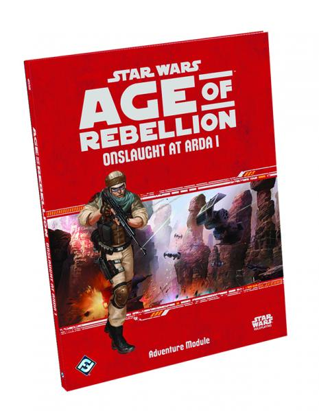 Star Wars Age of Rebellion: Onslaught at Arda I
