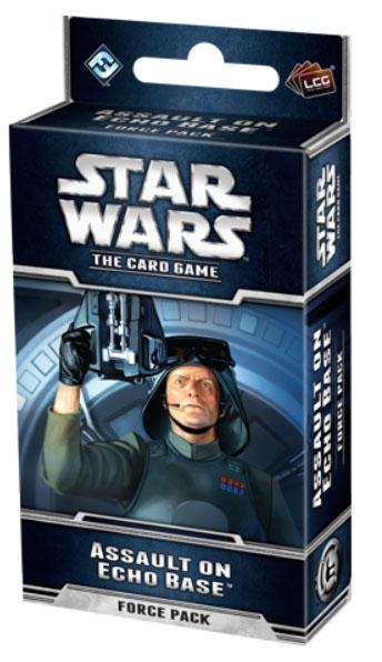 Star Wars The Card Game: Assault on Echo Base [SALE]