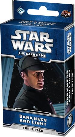 Star Wars The Card Game: Darkness and Light [SALE]