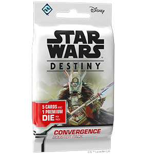 Star Wars Destiny: Convergence Booster Pack